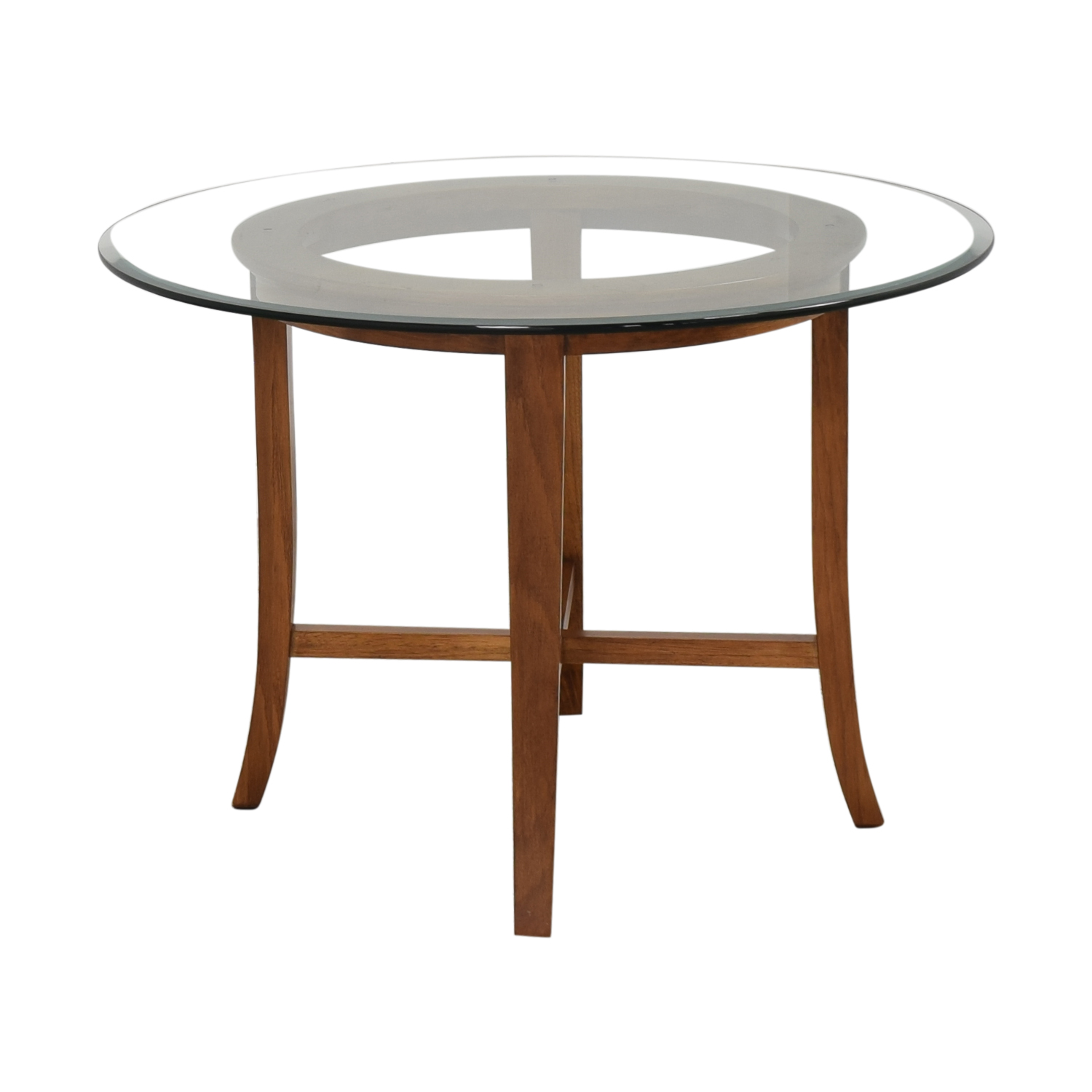 buy Crate & Barrel Halo Dining Table Crate & Barrel Dinner Tables
