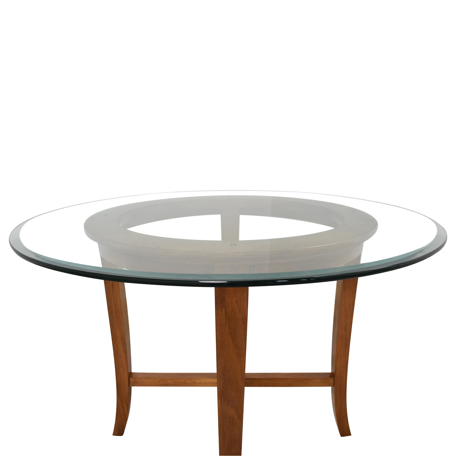 Crate & Barrel Crate & Barrel Halo Dining Table