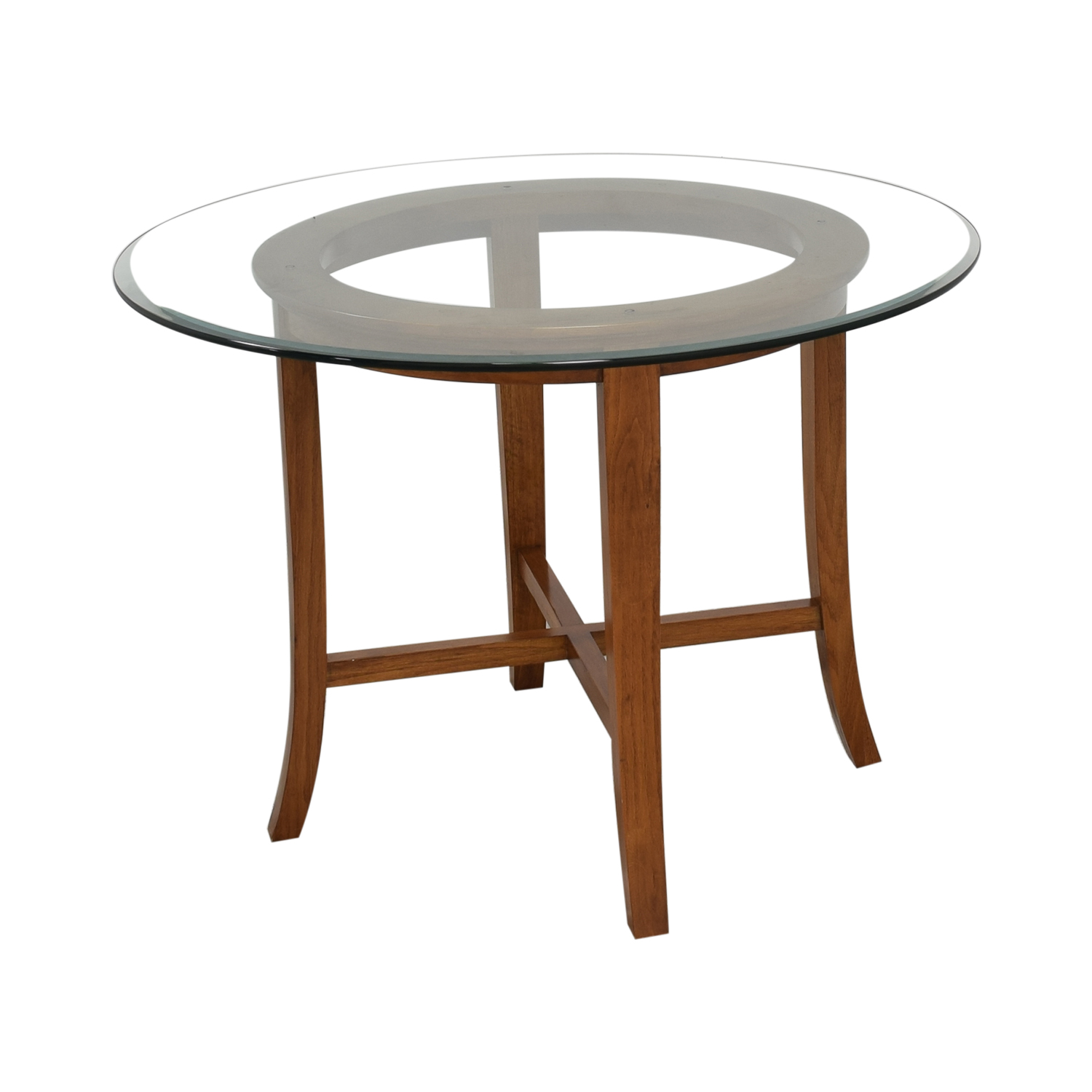 Crate & Barrel Crate & Barrel Halo Dining Table Tables