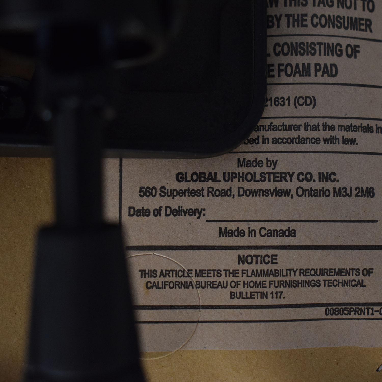 Global Global Accord Upholstered Medium Back Tilter Chair ma