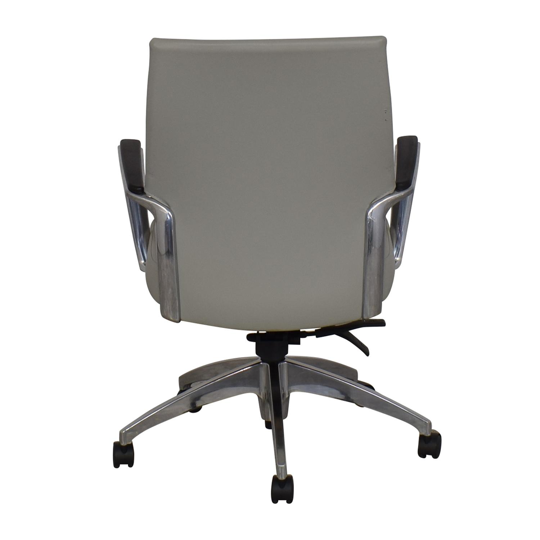 Global Global Accord Upholstered Medium Back Tilter Chair price