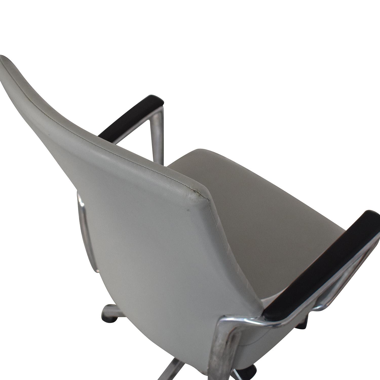 Global Global Accord Upholstered Medium Back Tilter Chair for sale