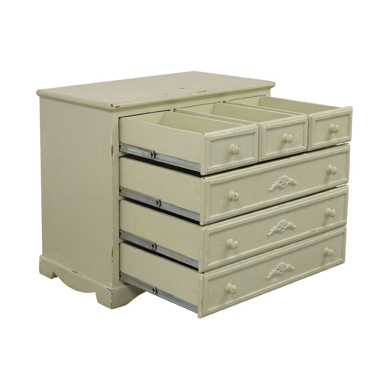 shop Little Folk Art Dresser Little Folk Art Dressers