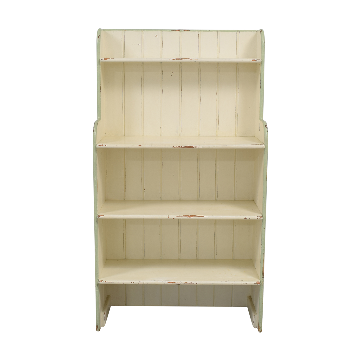 shop Little Folk Art Tiered Bookshelf Little Folk Art Bookcases & Shelving
