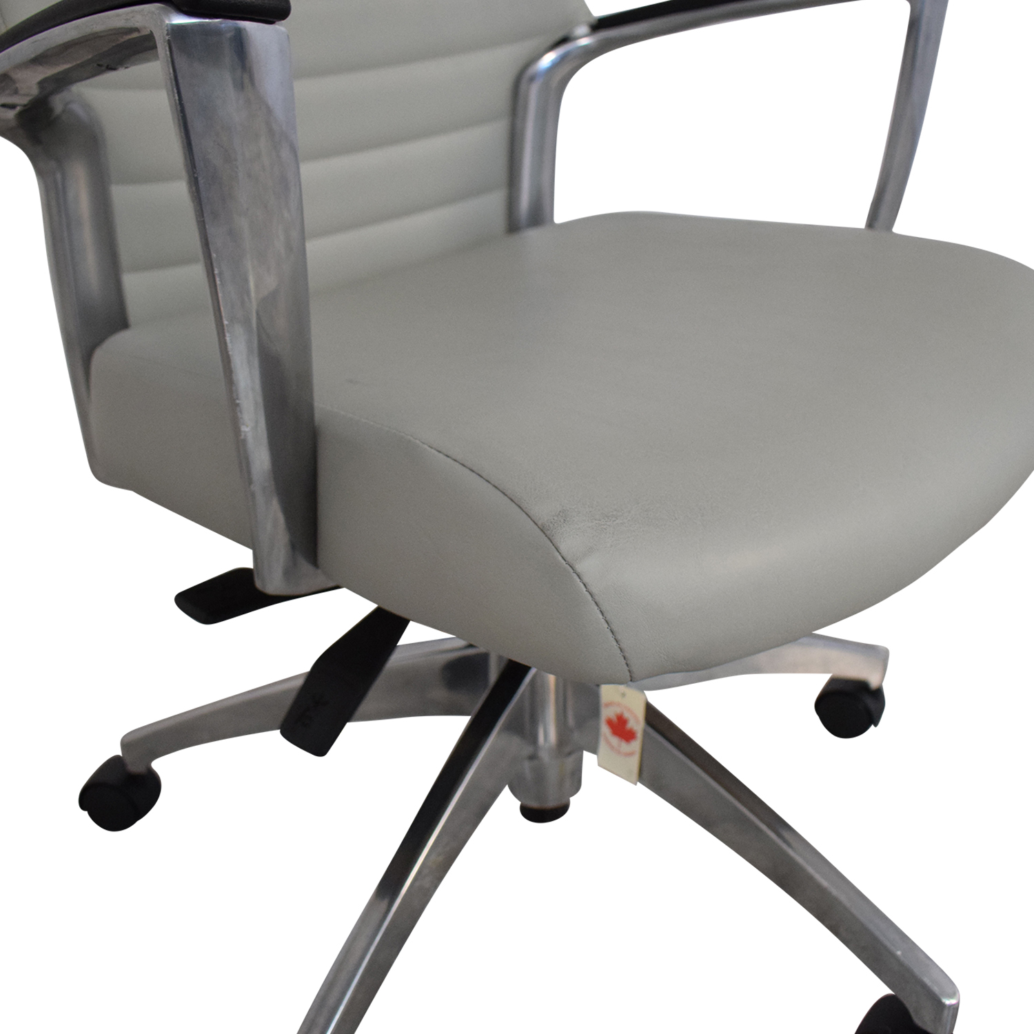 shop Global Accord Upholstered Medium Back Tilter Chair Global Chairs