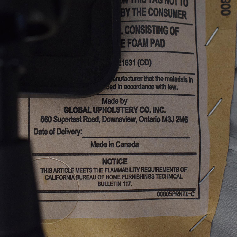 Global Global Accord Upholstered Medium Back Tilter Chair nyc