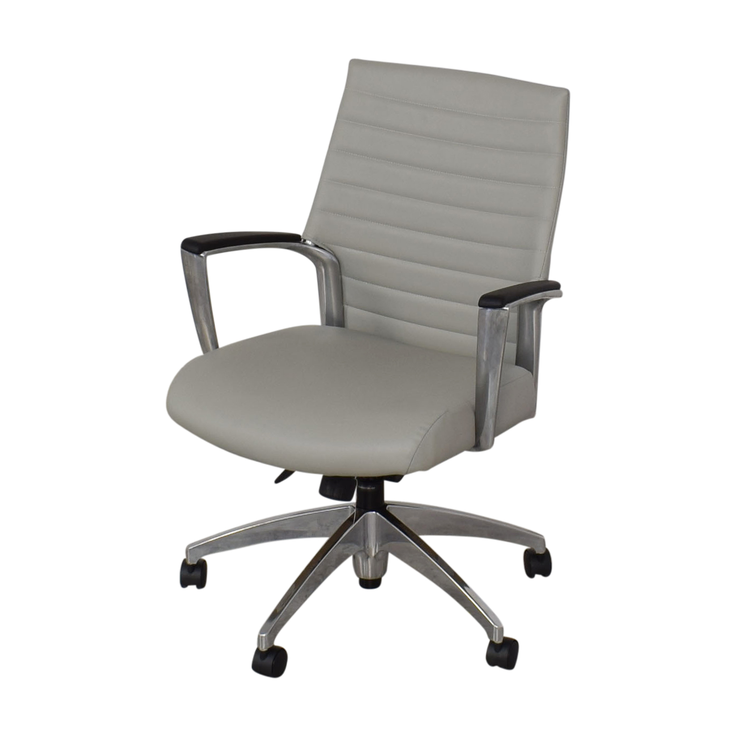 Global Global Accord Upholstered Medium Back Tilter Chair pa