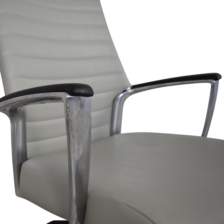 Global Accord Medium Back Tilter Chair Global