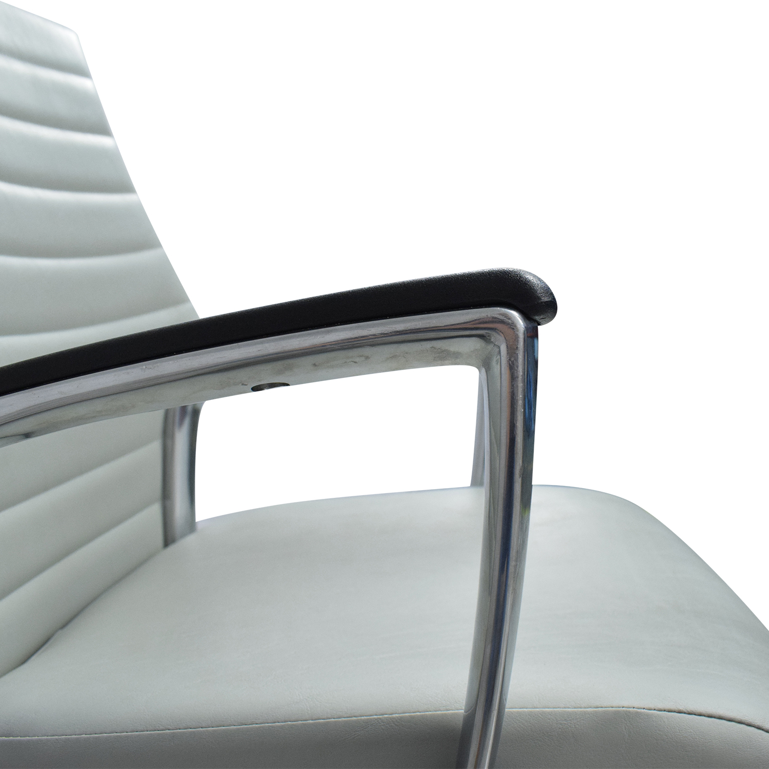 Global Global Accord Medium Back Tilter Chair grey & silver