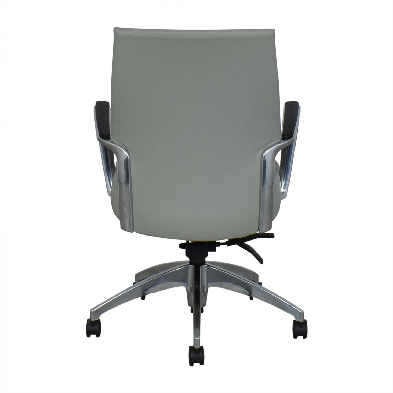 Global Global Accord Medium Back Tilter Chair second hand
