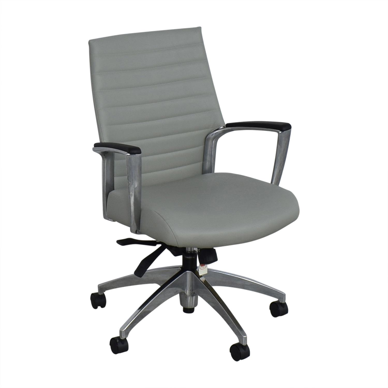 Global Global Accord Medium Back Tilter Chair