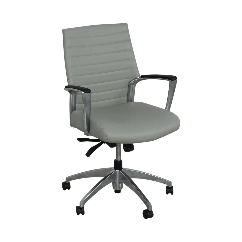 buy Global Accord Medium Back Tilter Chair Global