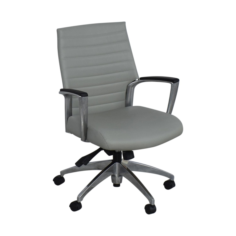 Global Global Accord Medium Back Tilter Chair on sale