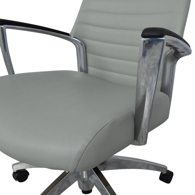 shop Global Accord Medium Back Tilter Chair Global