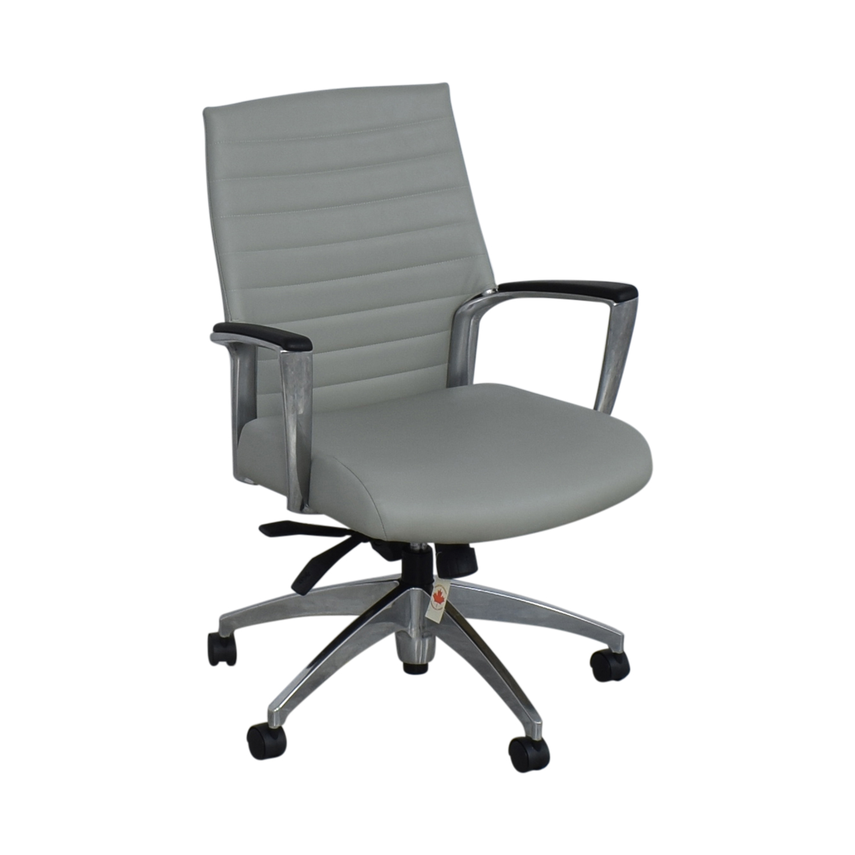 Global Global Accord Medium Back Tilter Chair dimensions
