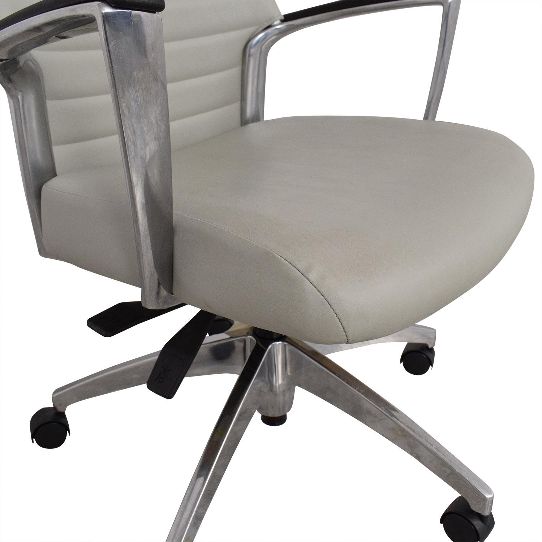 Global Global Accord Medium Back Tilter Chair used