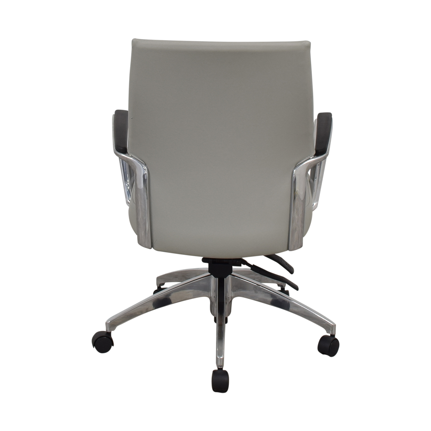 Global Global Accord Medium Back Tilter Chair gray