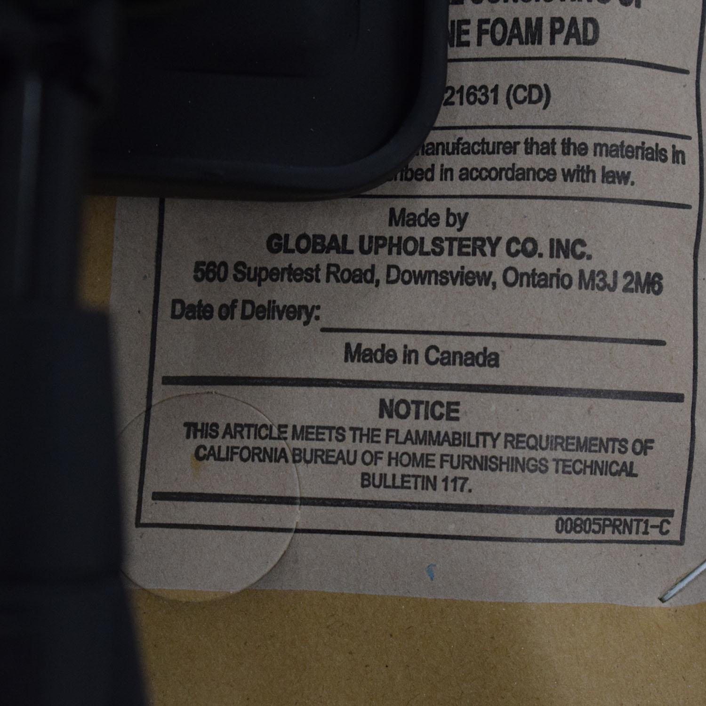 Global Global Accord Medium Back Tilter Chair gray