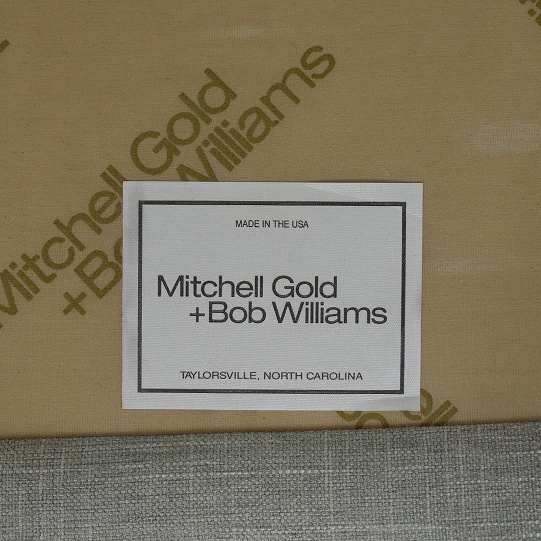 Mitchell Gold + Bob Williams Mitchell Gold + Bob Williams Mona Sofette