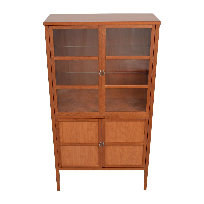 Jensen-Lewis Jensen Lewis China Cabinet brown