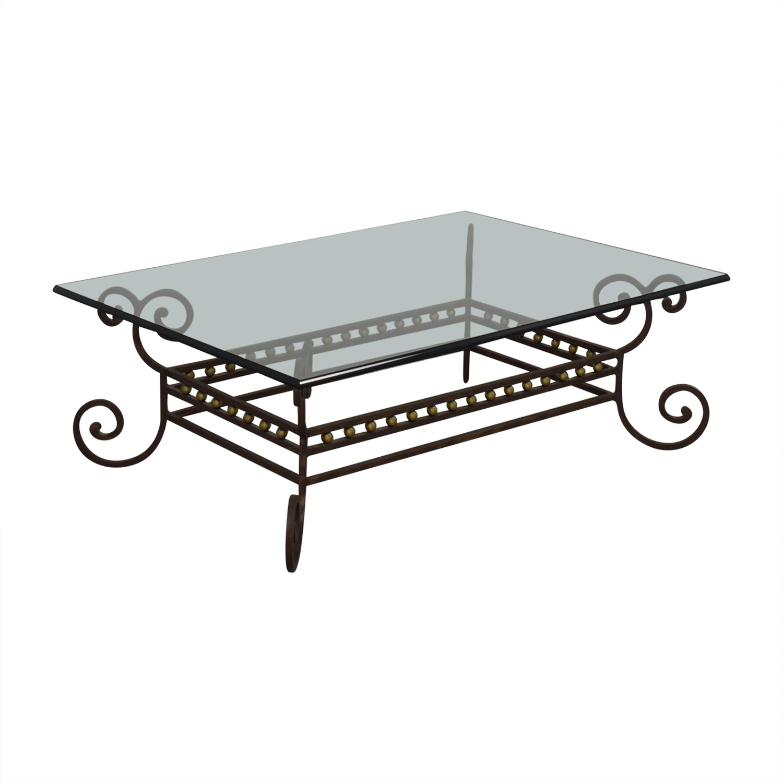 Art Nouveau Coffee Table nj