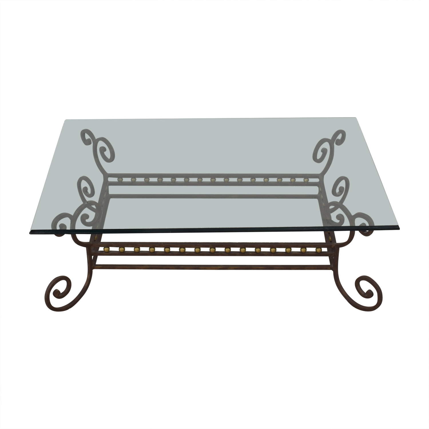shop Art Nouveau Coffee Table  Tables