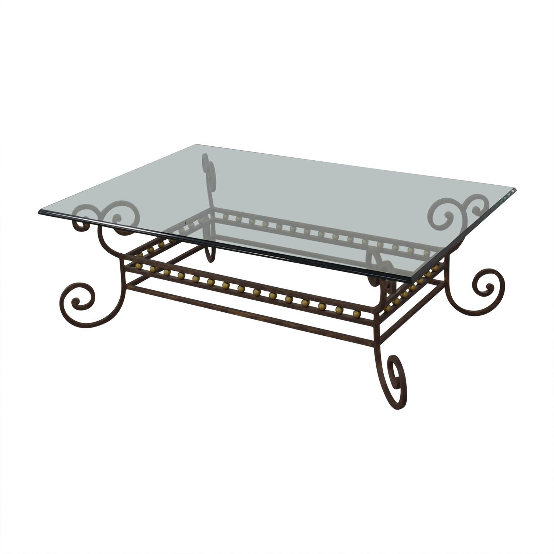 Art Nouveau Coffee Table pa