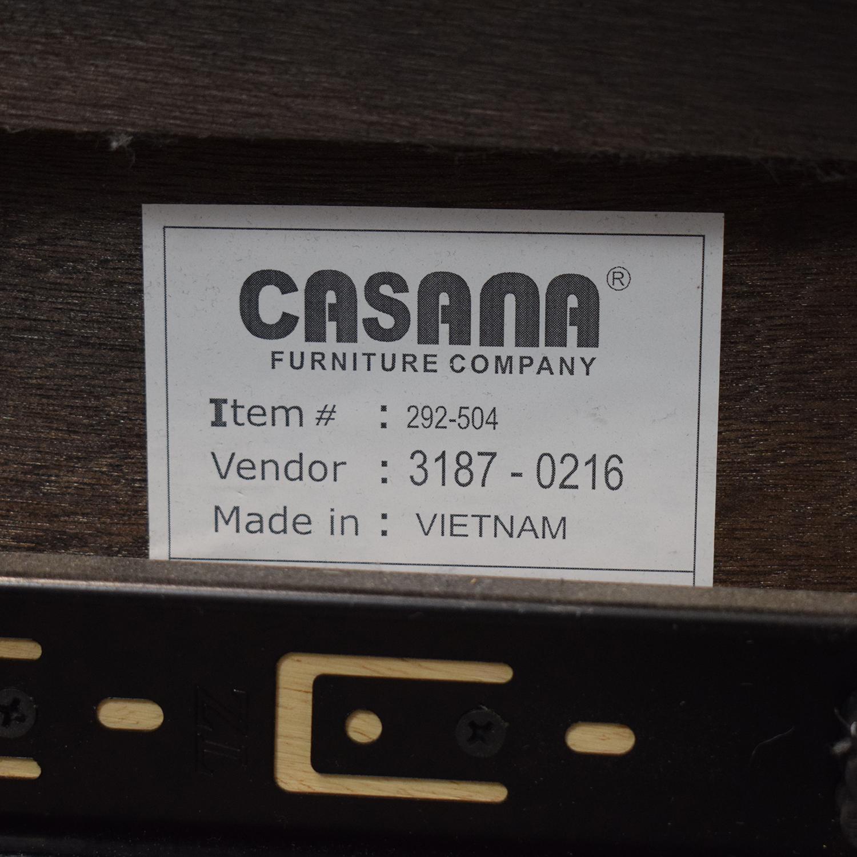 Casana Furniture Casana Wall Street King Storage Bed discount