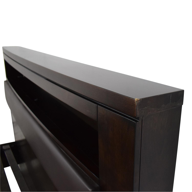 Casana Furniture Casana Wall Street King Storage Bed price