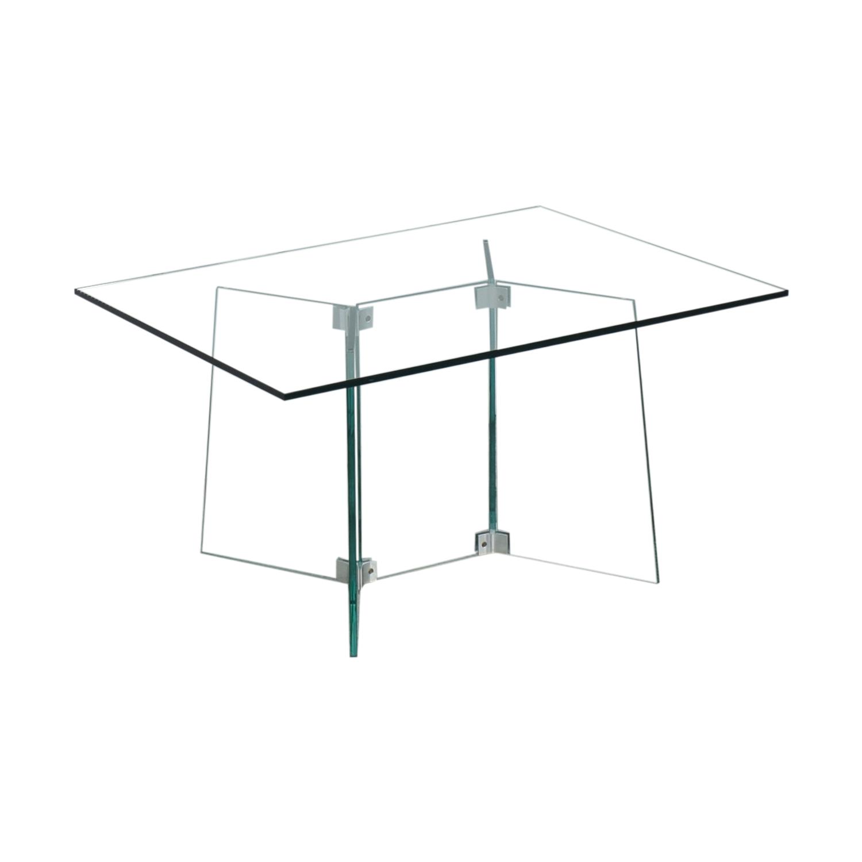 Glass Coffee Table ct