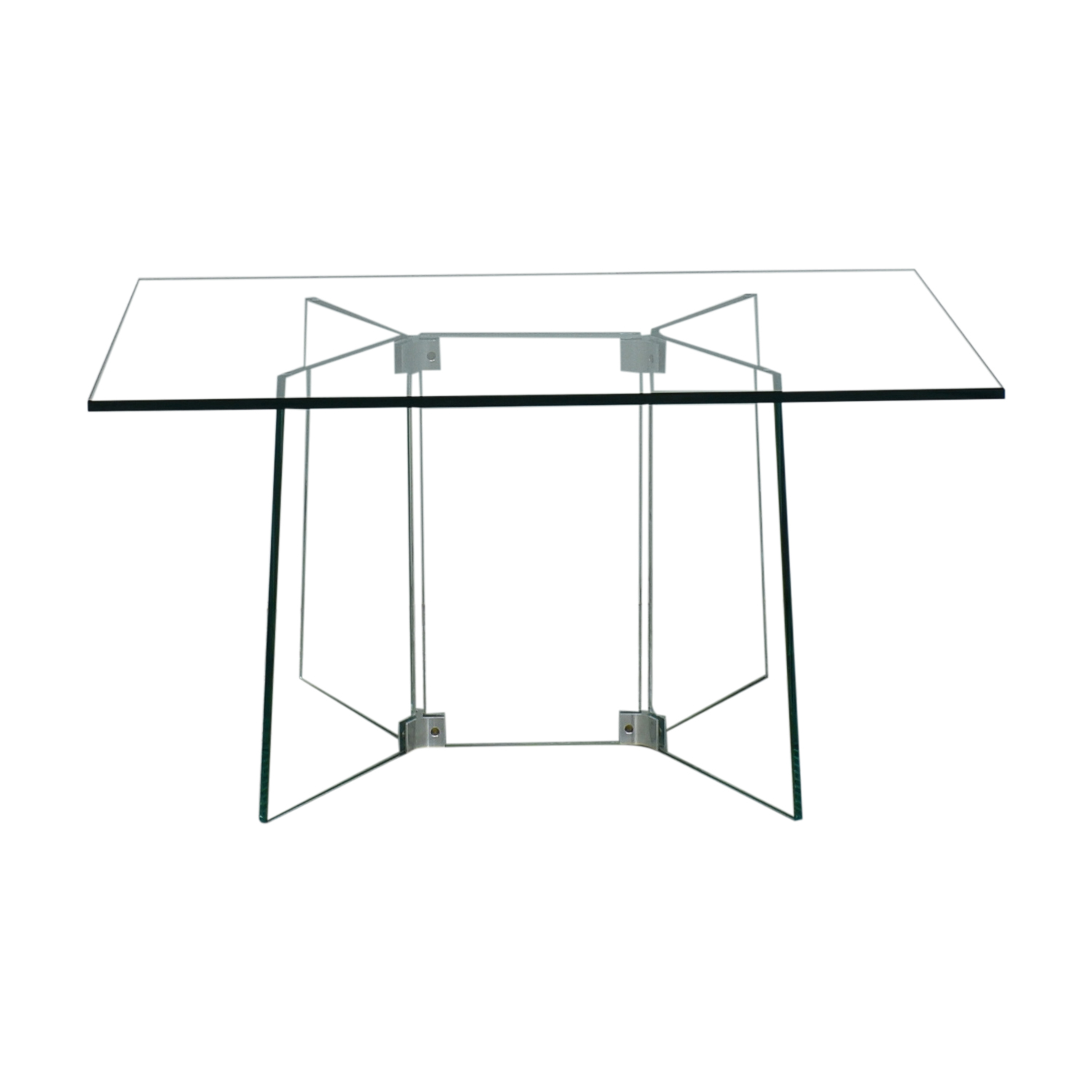Glass Coffee Table second hand