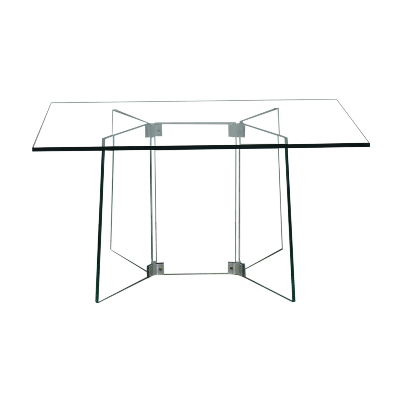 Glass Coffee Table price