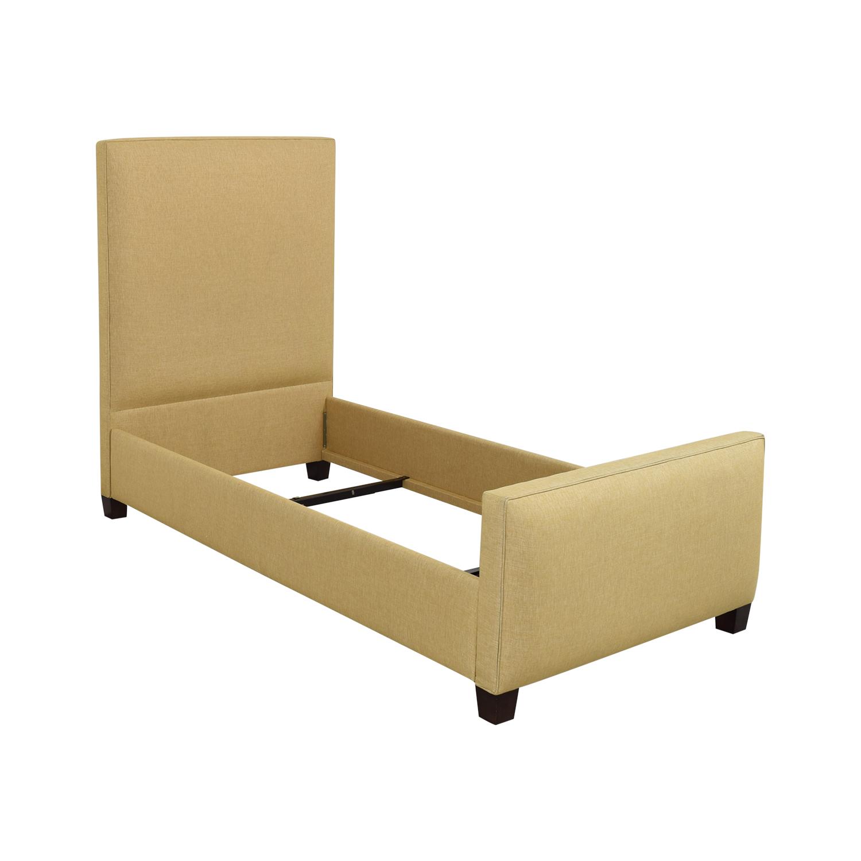 Ballard Designs Ballard Designs Squire Untufted Twin Bed ct