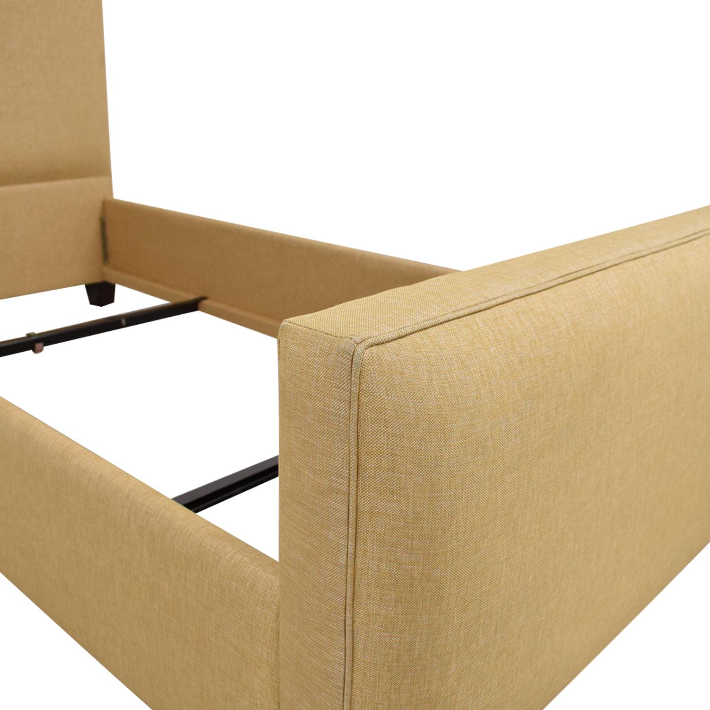 Ballard Designs Ballard Designs Squire Untufted Twin Bed nj