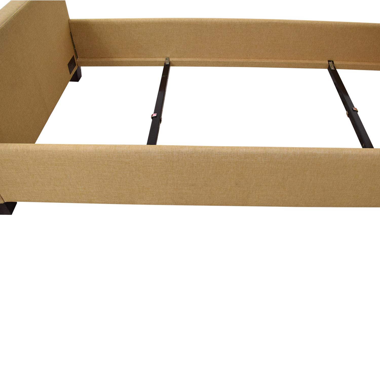 Ballard Designs Ballard Designs Squire Untufted Twin Bed used