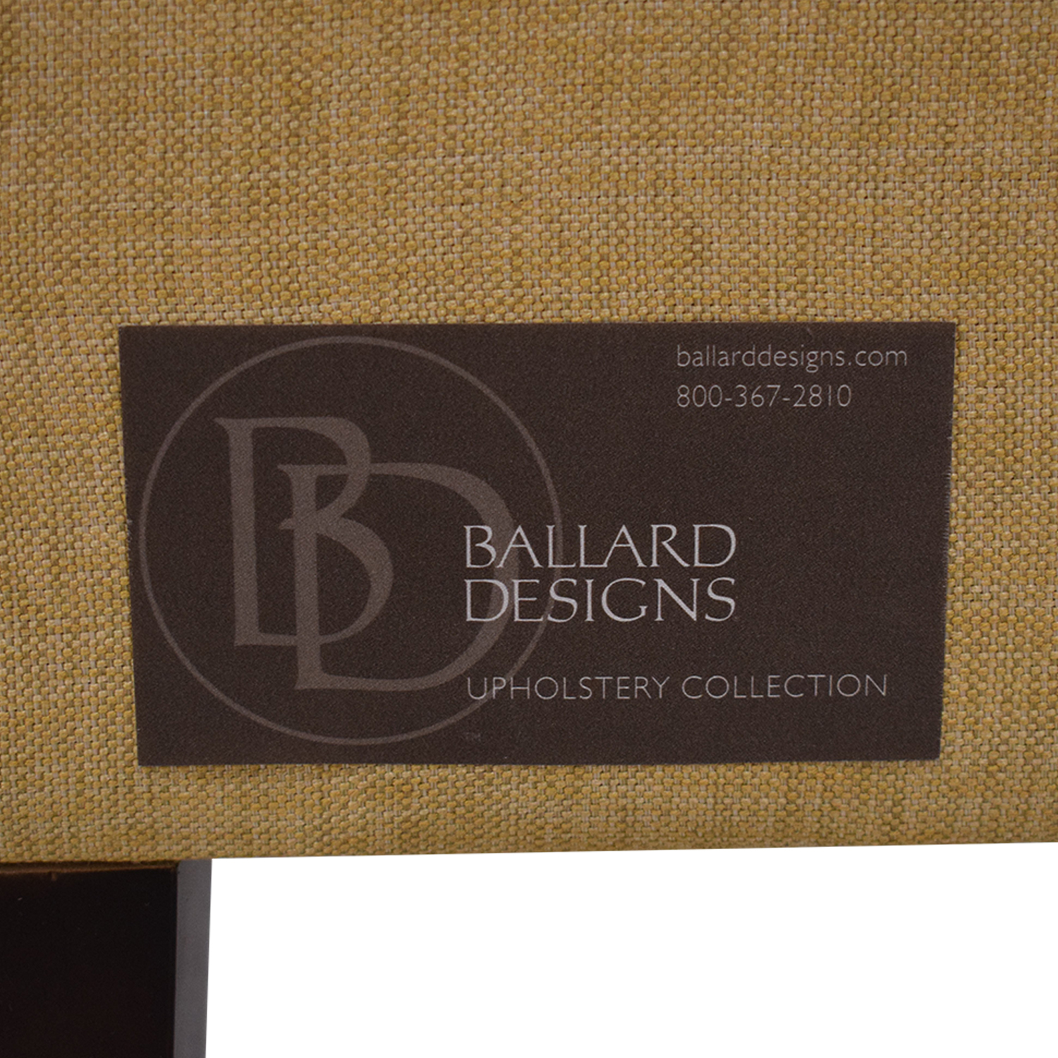 Ballard Designs Ballard Designs Squire Untufted Bed coupon