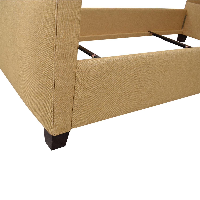Ballard Designs Ballard Designs Squire Untufted Bed ma