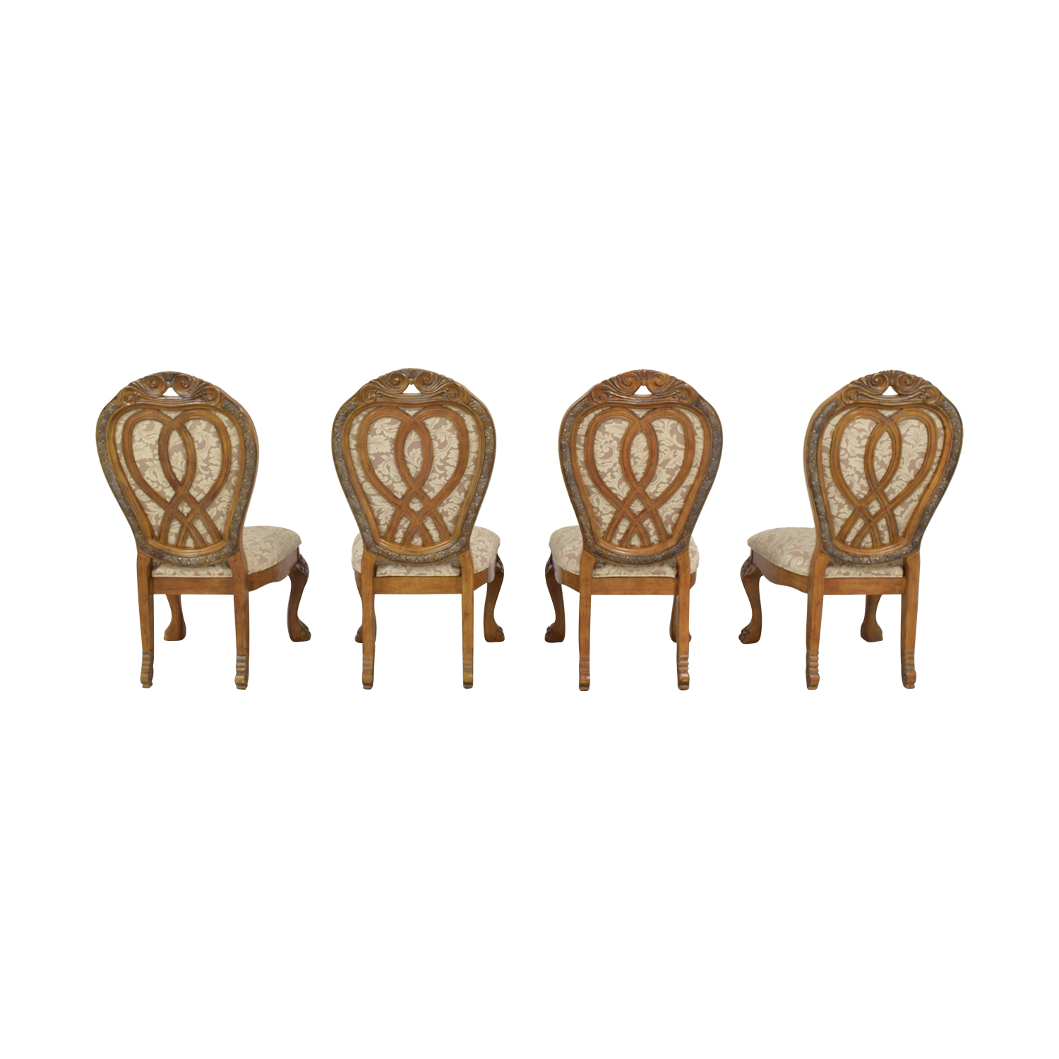Michael Amini Michael Amini Upholstered Dining Chairs