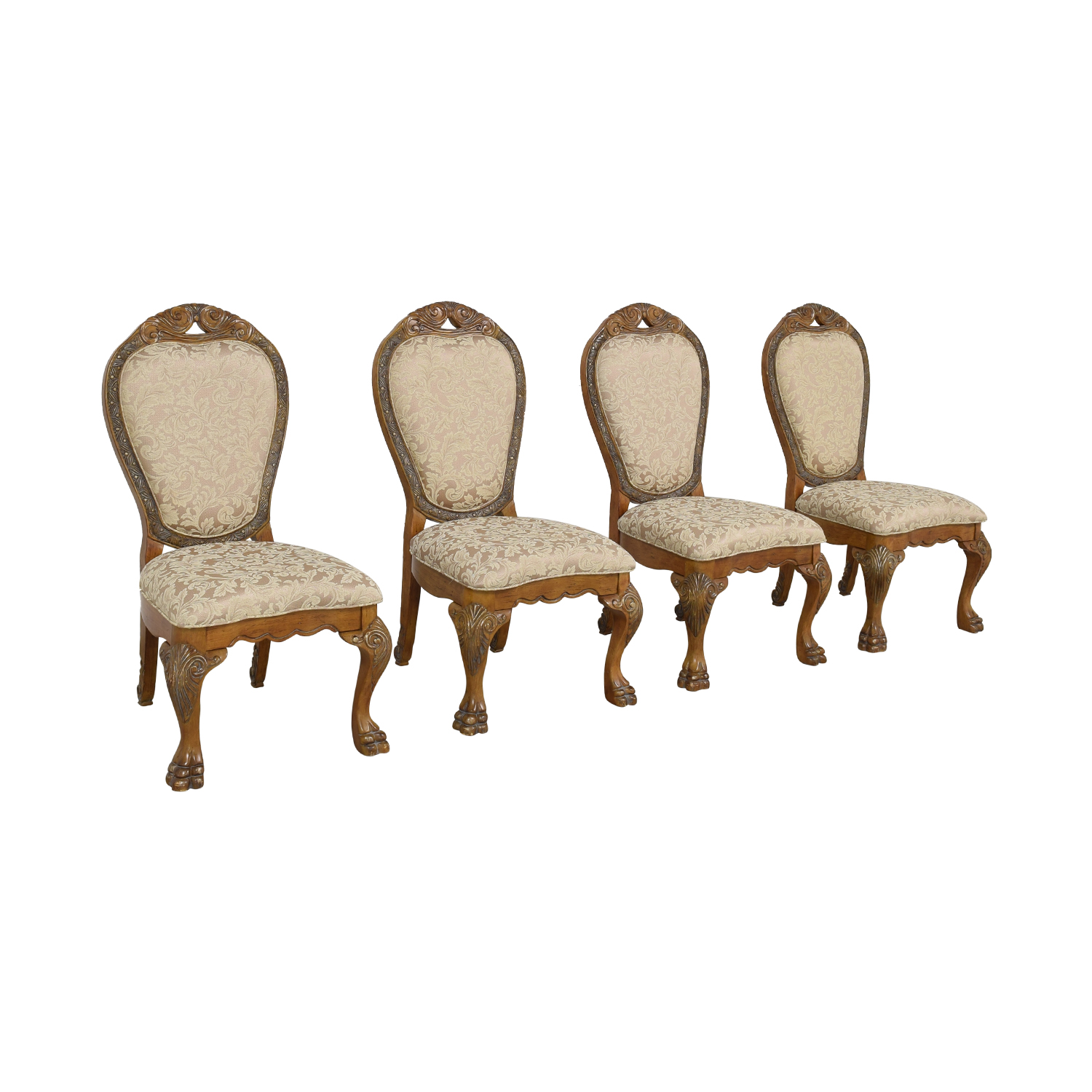 Michael Amini Michael Amini Upholstered Dining Chairs for sale