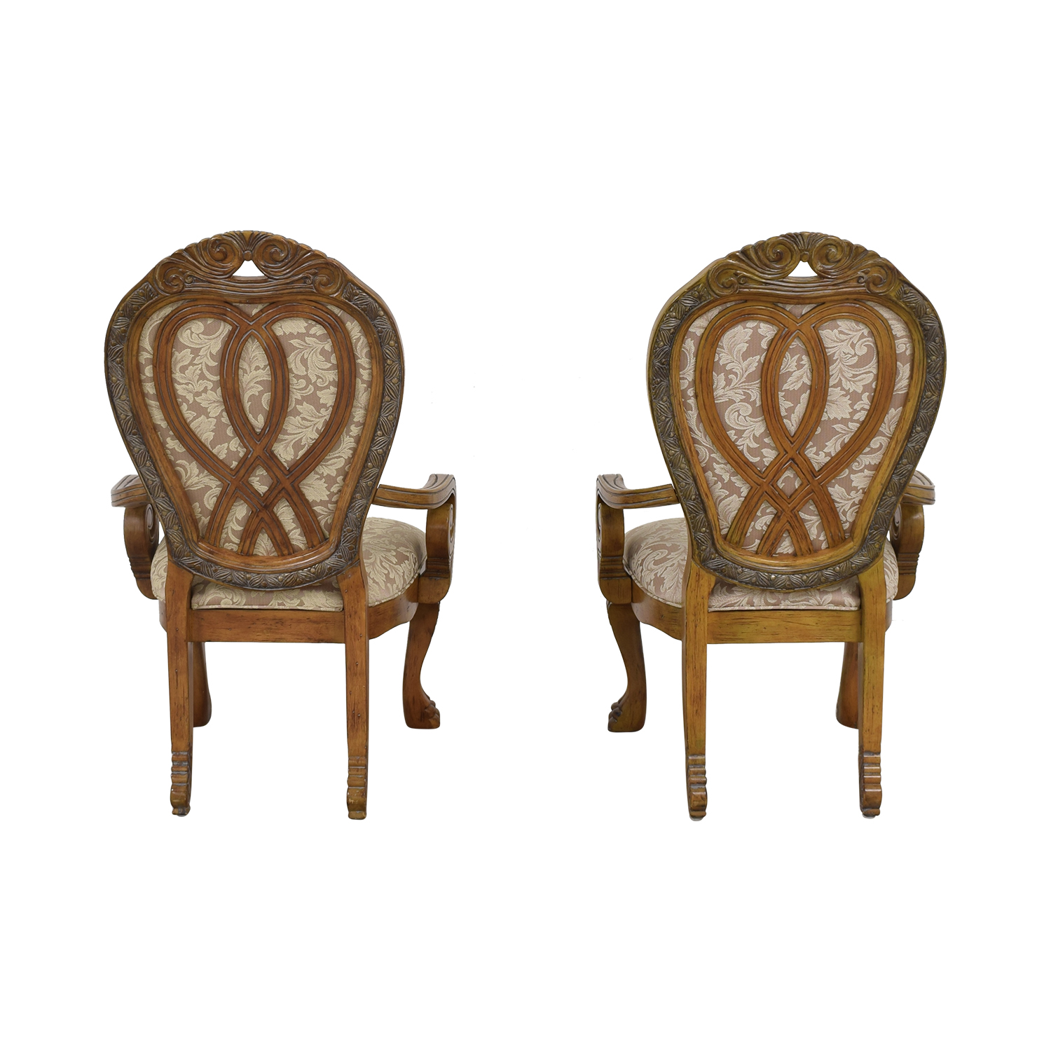 buy Michael Amini Dining Room Armchairs Michael Amini Dining Chairs