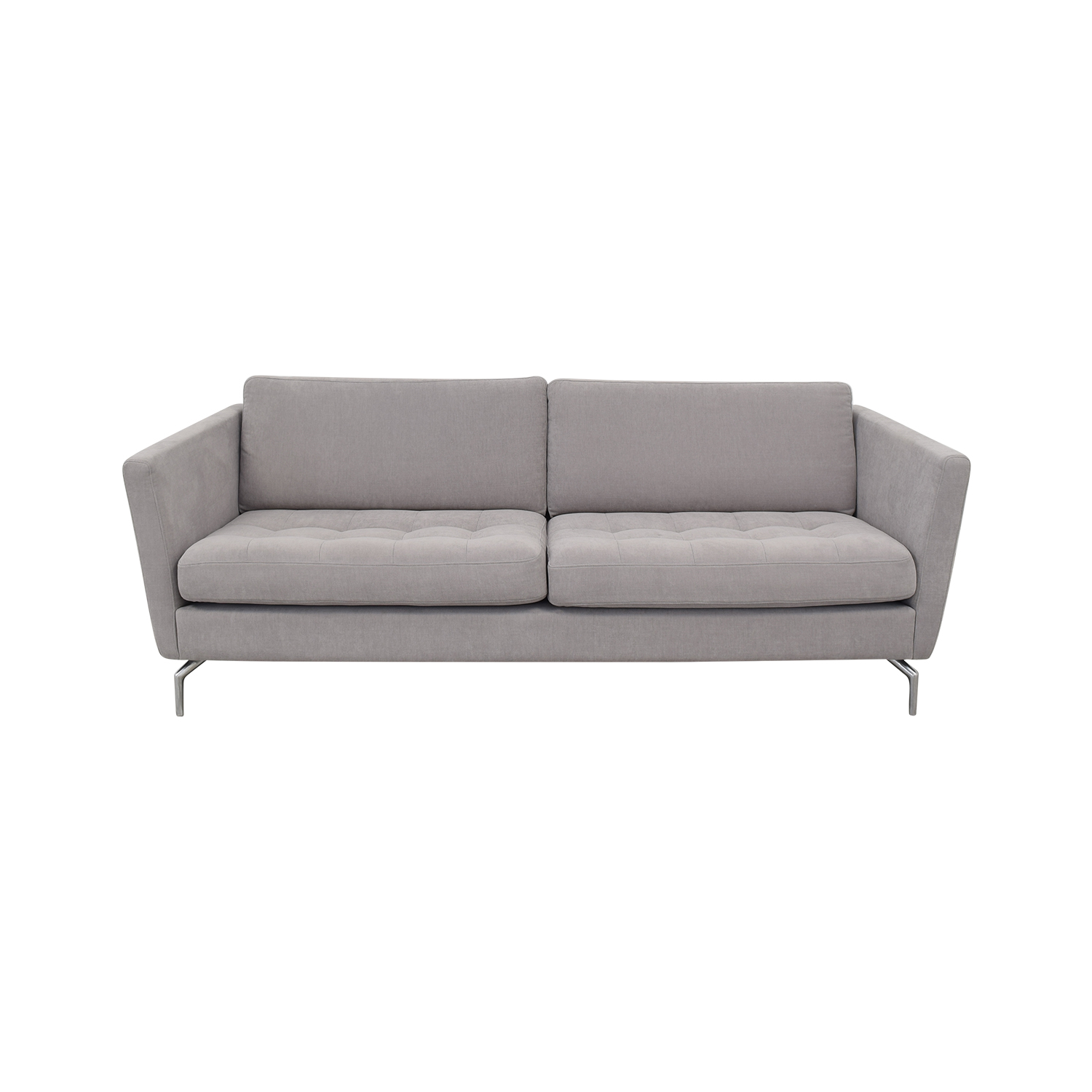 55 Off Boconcept Boconcept Adelaide Chairs With Morgan Seat Cushions Chairs