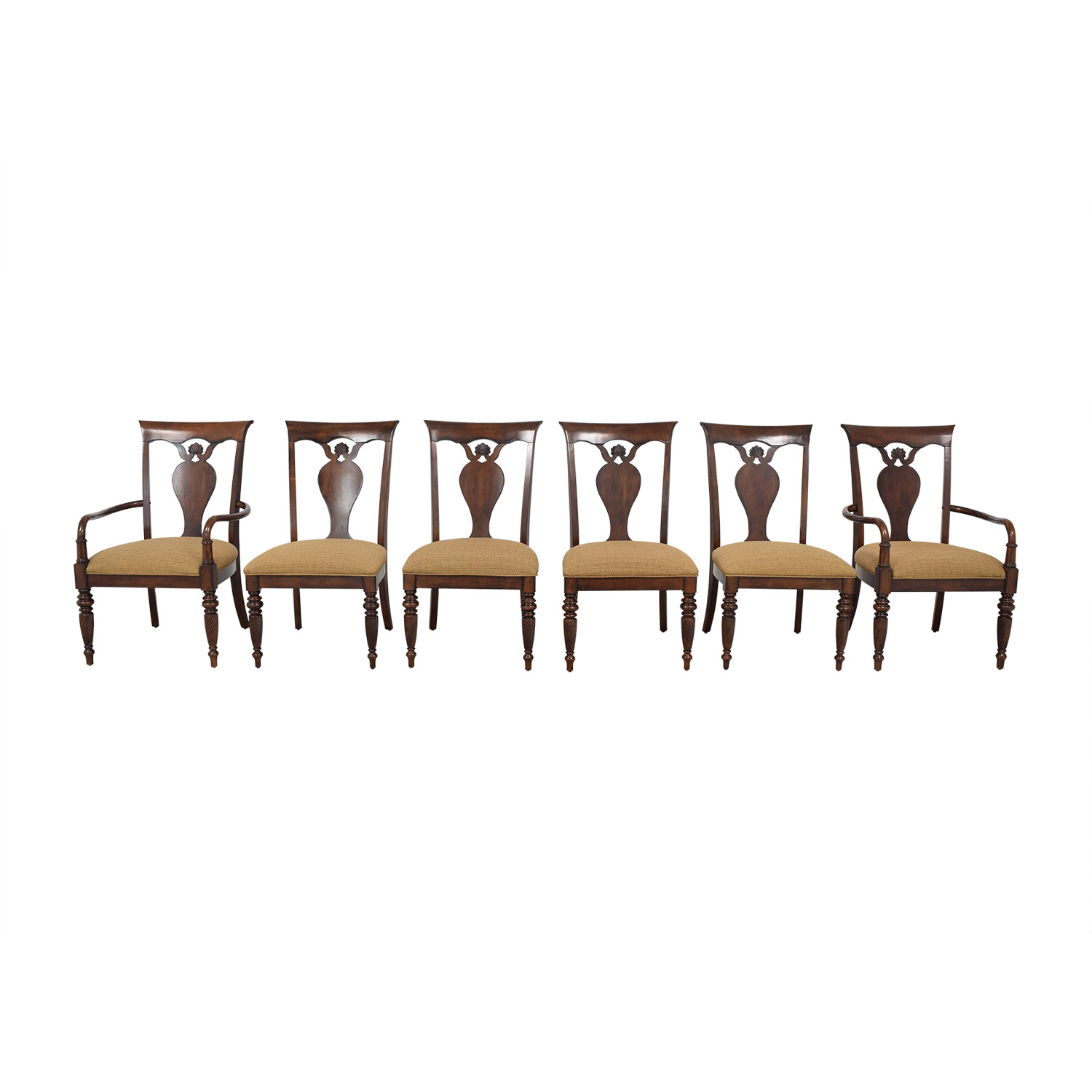 shop Bloomingdale's Traditional Dining Chairs Bloomingdale's