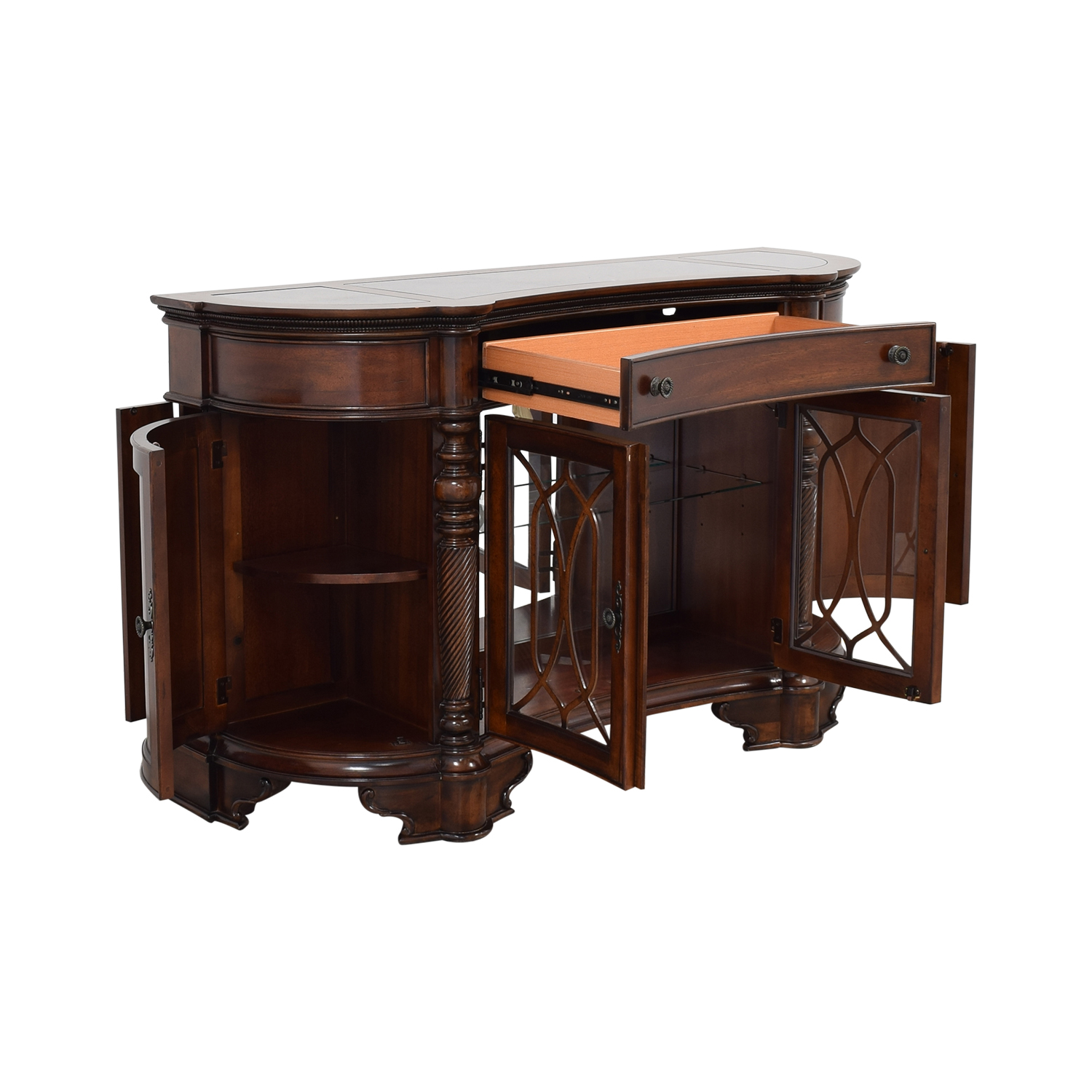 Bloomingdale's Bloomindale's Art Furniture Sideboard Storage