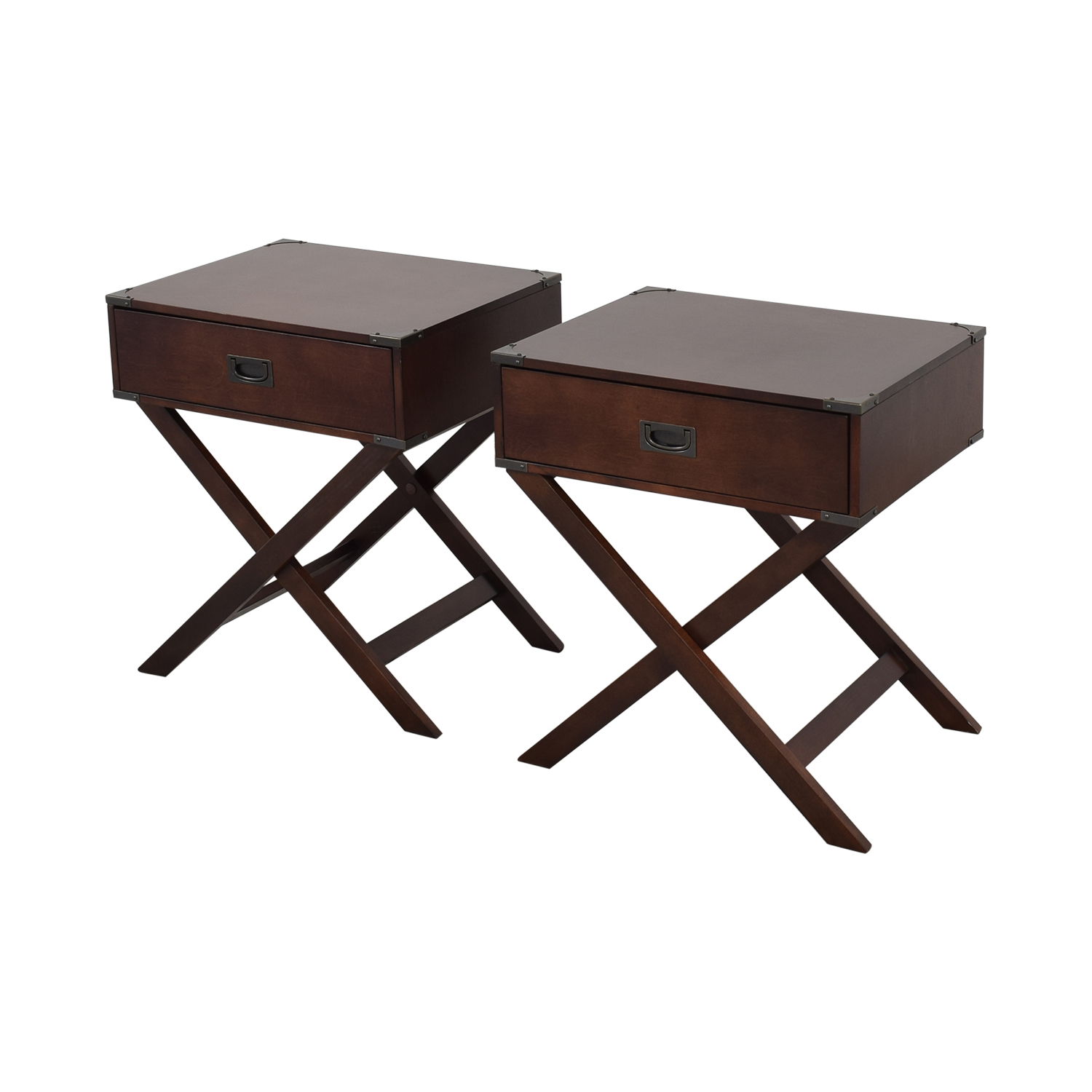 Bloomingdale's Greenworld End Tables / End Tables
