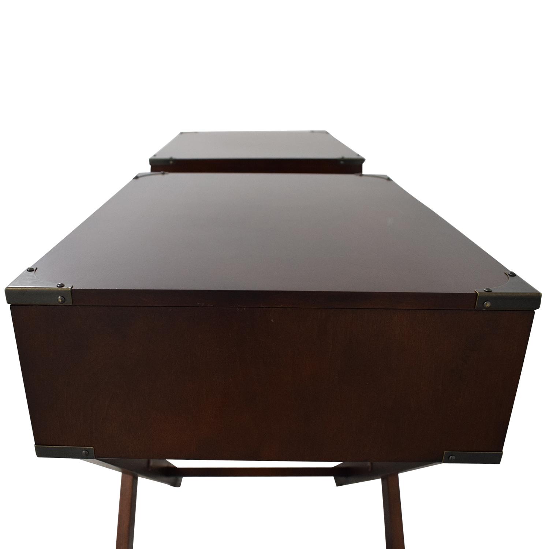 buy Bloomingdale's Greenworld End Tables Bloomingdale's End Tables