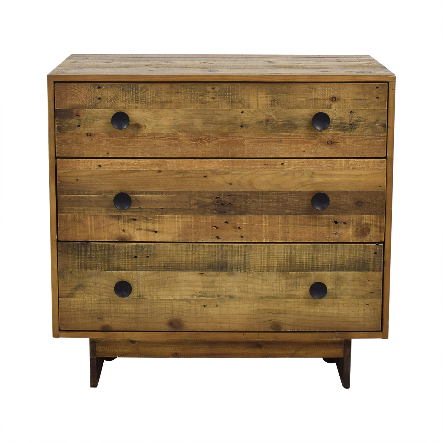 West Elm West Elm Emmerson Reclaimed Wood Three Drawer Dresser