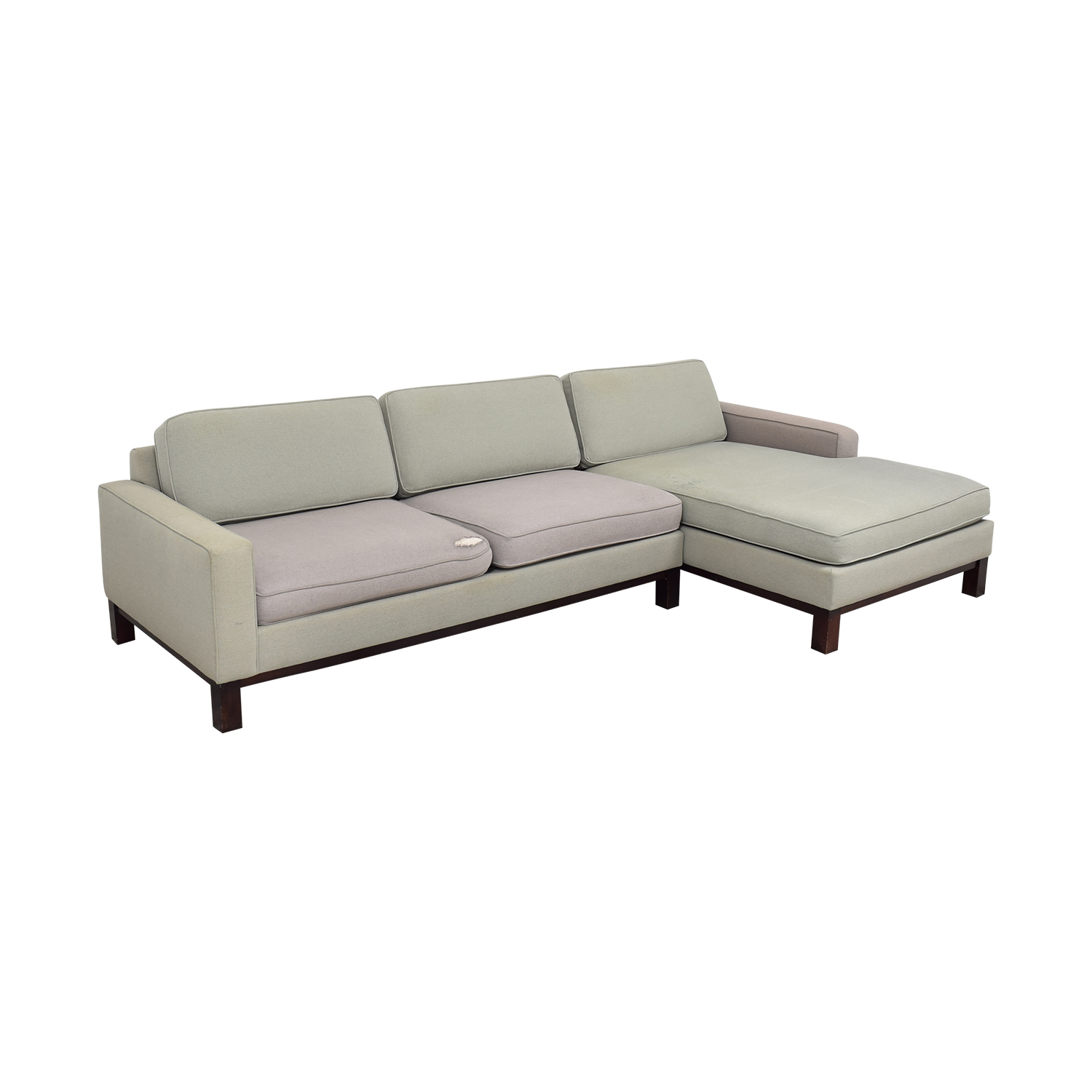Room & Board Room & Board Chaise Sectional Sofa used