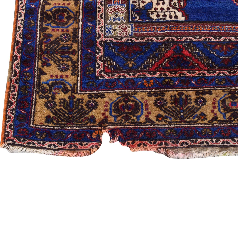 Vintage Patterned Rug price