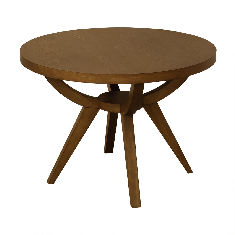West Elm West Elm Arc Base Pedestal Dining Table used