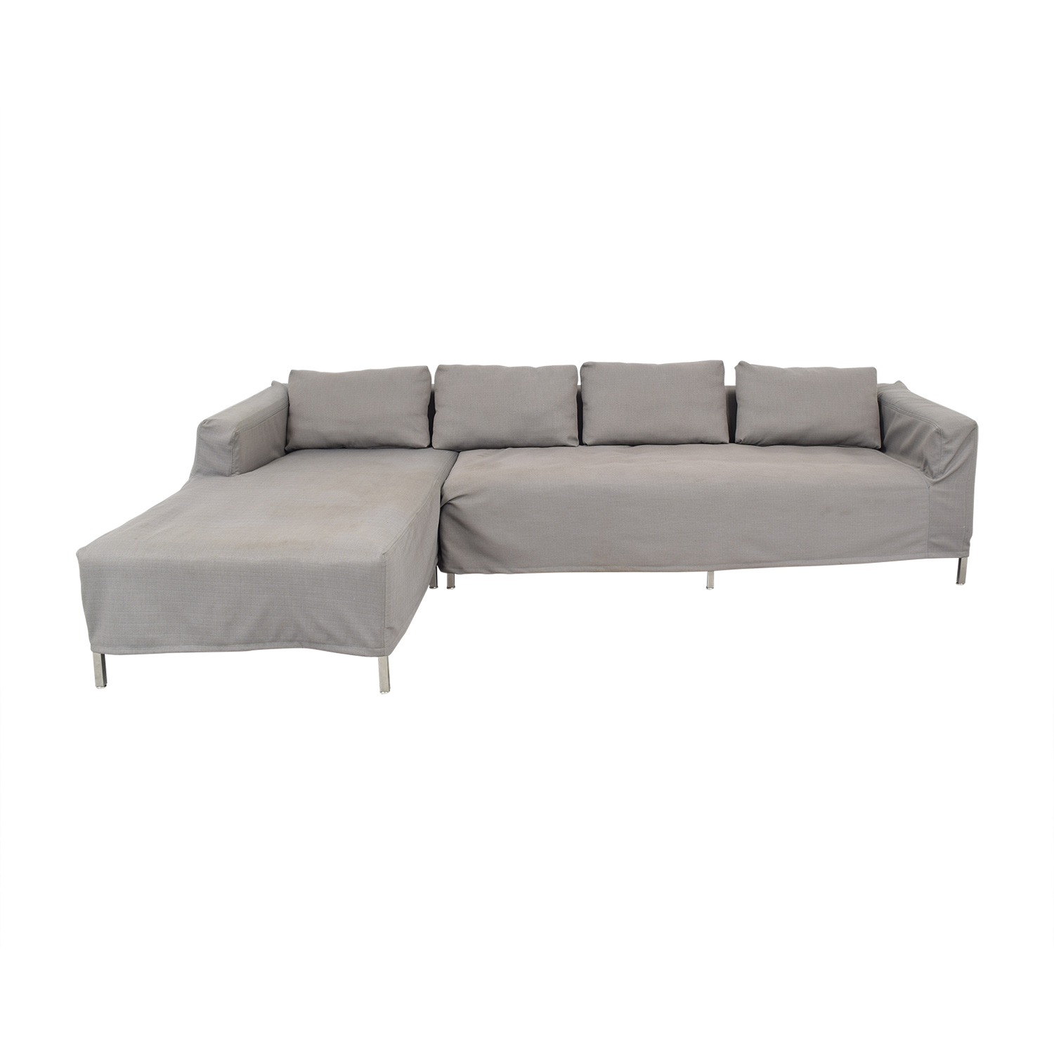 shop Gus Modern Gus Modern Sectional Sofa with Chaise online